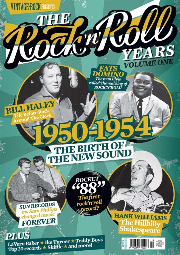 Vintage Rock Presents The Rock'n'Roll Years