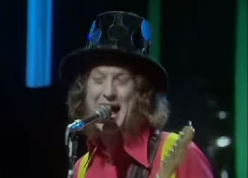 Slade performing Mama Weer All Crazee Now on Top Of The Pops (BBC1, 1972).