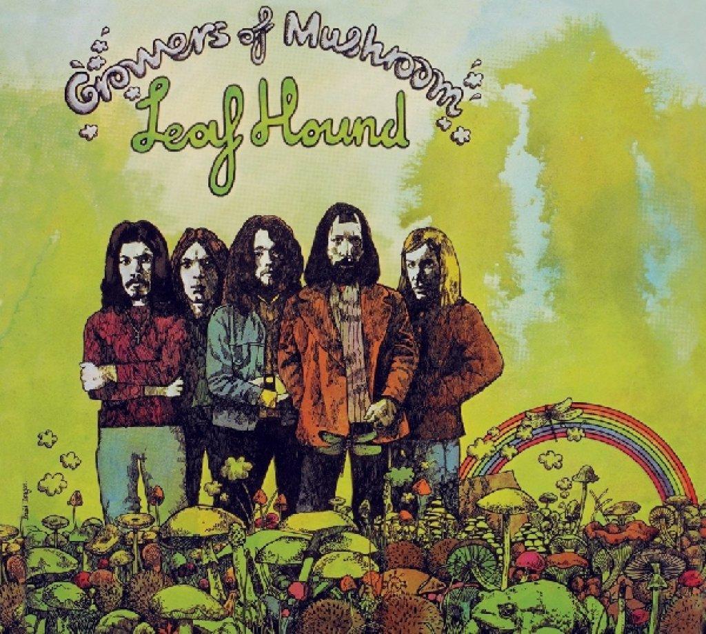 Growers Of Mushroom by Leaf Hound (Decca, 1971).